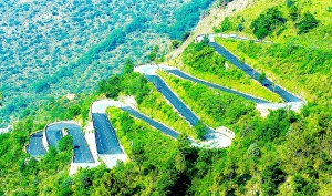 banger rally Rex to Nice Col de Turini Monaco