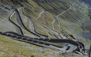 stelvio.pass banger rally Rusty Rex Rex to Nice